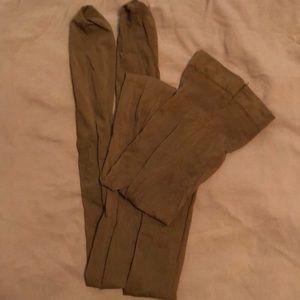2 pair panty Hose